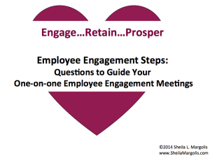 Questions to Guide Your One-on-one Employee Engagement Meetings