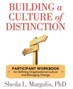 Use this Participant Workbook to include employees in the cultural change process