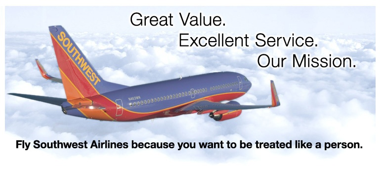 a personal recount on the experience of flying with southwest airlines More ba inconsistencies might be of interest to recount the differences in our am least likely to forgive easily in my relationship with airlines.