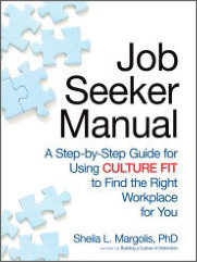 Books by Sheila Margolis - Job Seeker Manual on culture fit